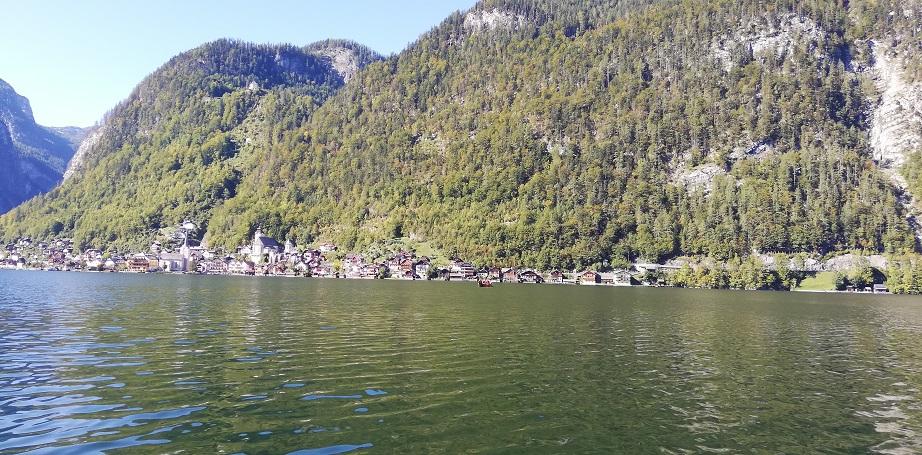 Vereinsausflug 2019 – Hallstatt – Bootsfahrt