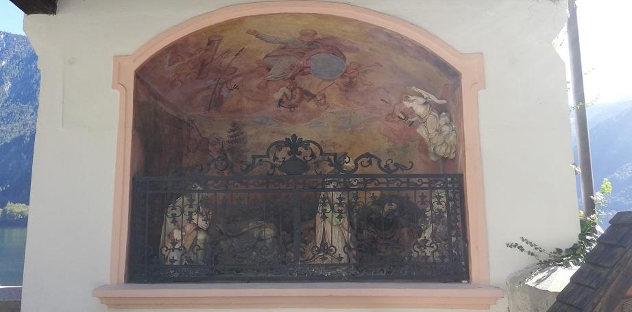 Vereinsausflug 2019 - Hallstatt - Friedhof