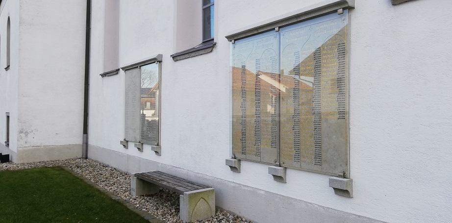 Gedenktafeln der FF Kreuzberg