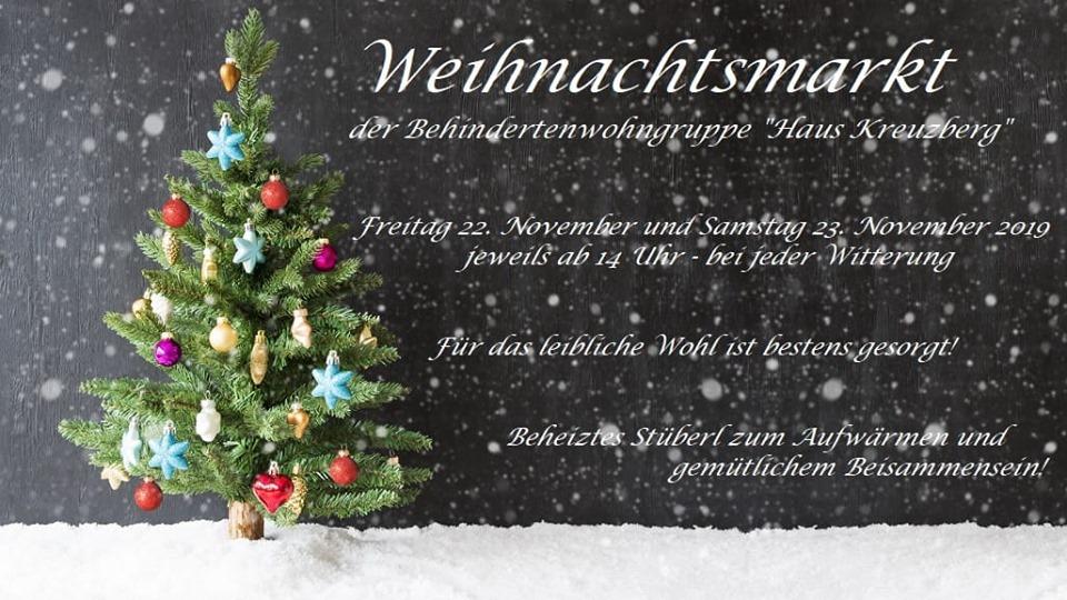 WEG Haus Kreuzberg -Weihnachtsmarkt 2019