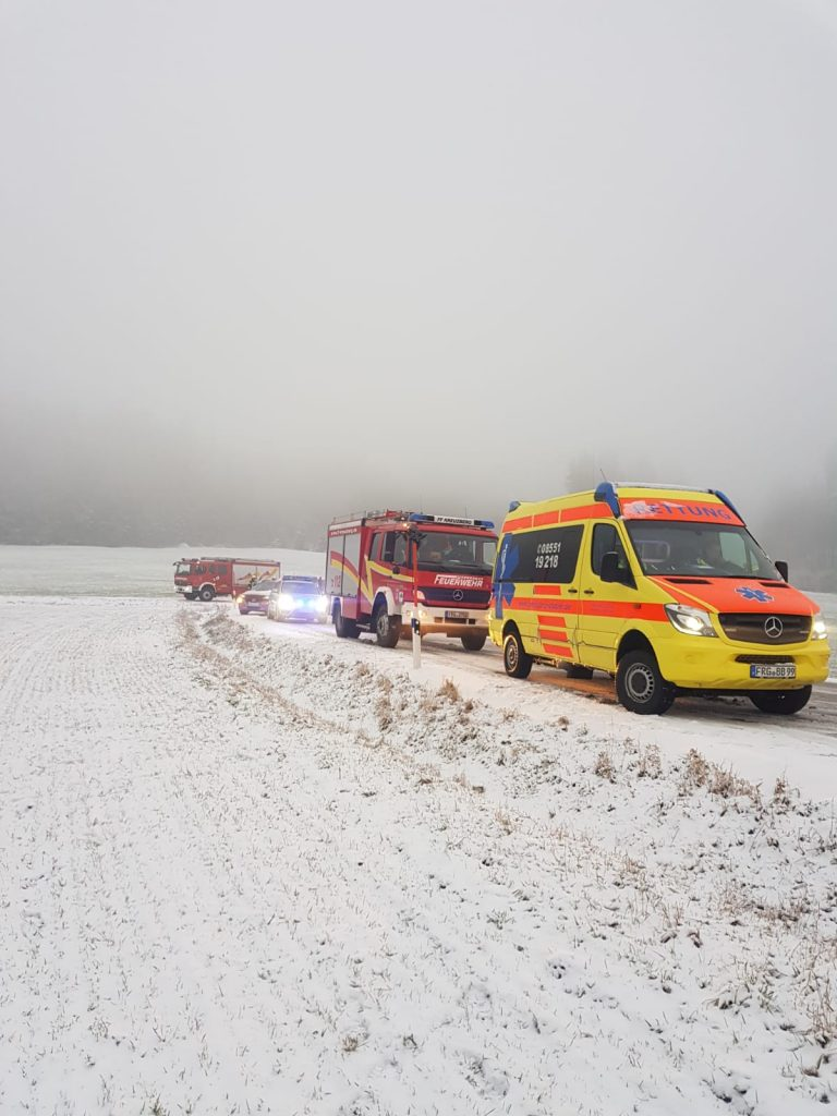 Verkehrsunfall ST2127