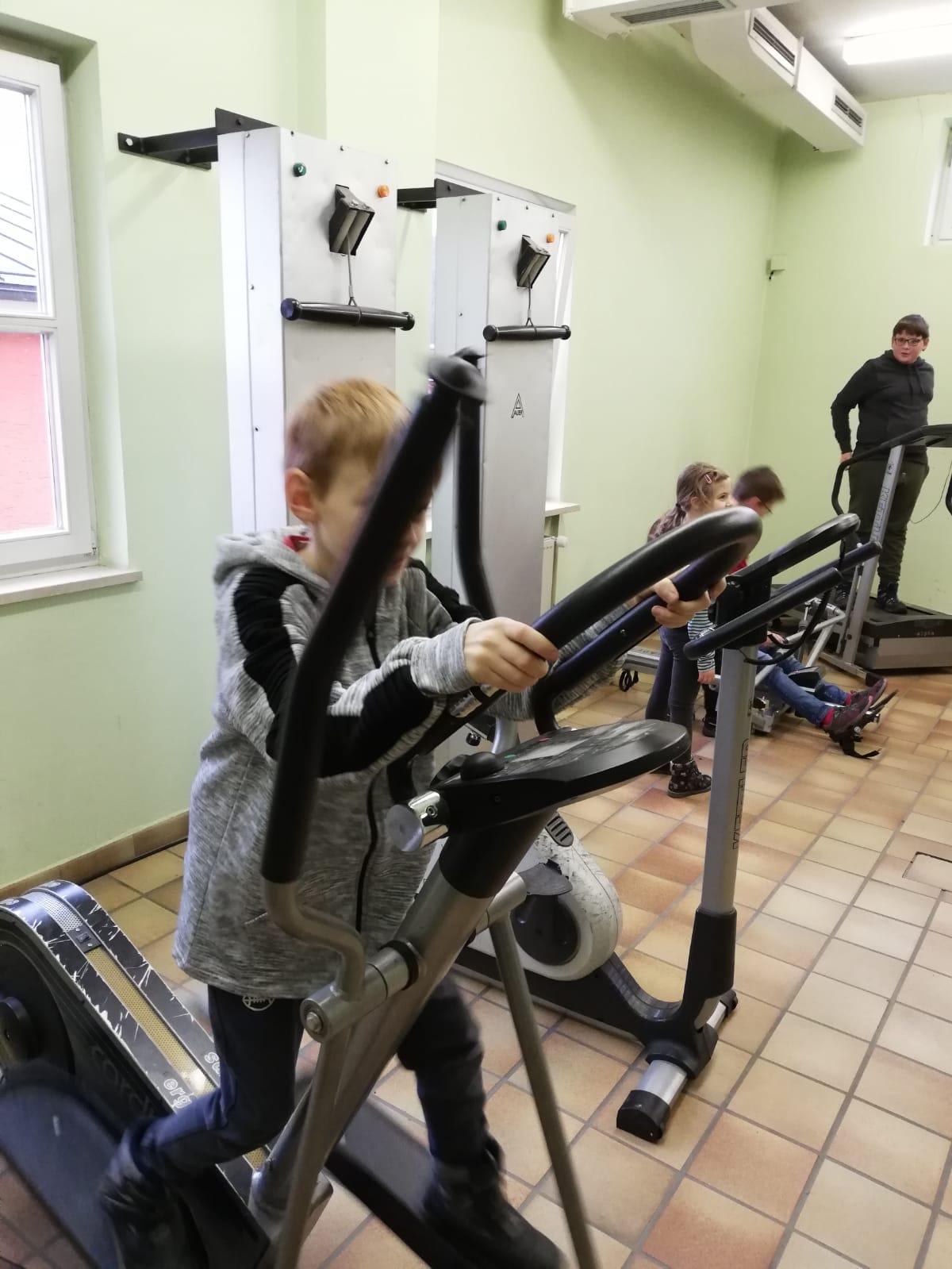 Ausflug Kinderfeuerwehr – Atemschutzstrecke