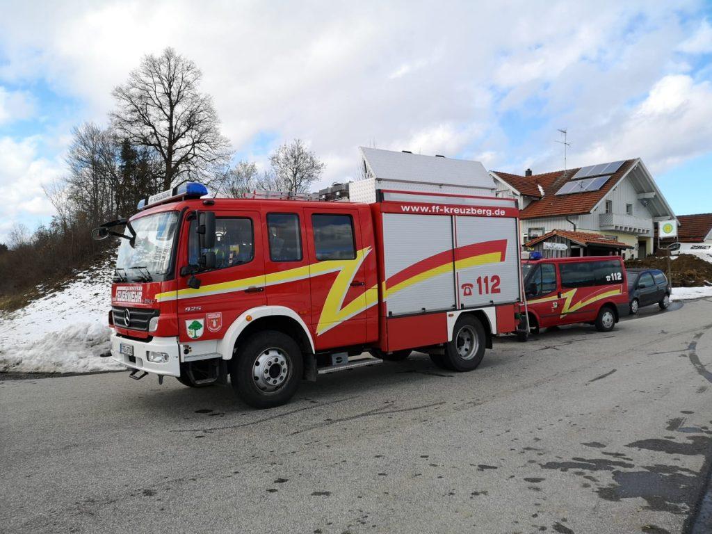 Verkehrsunfall Rotbach 01.03.2020