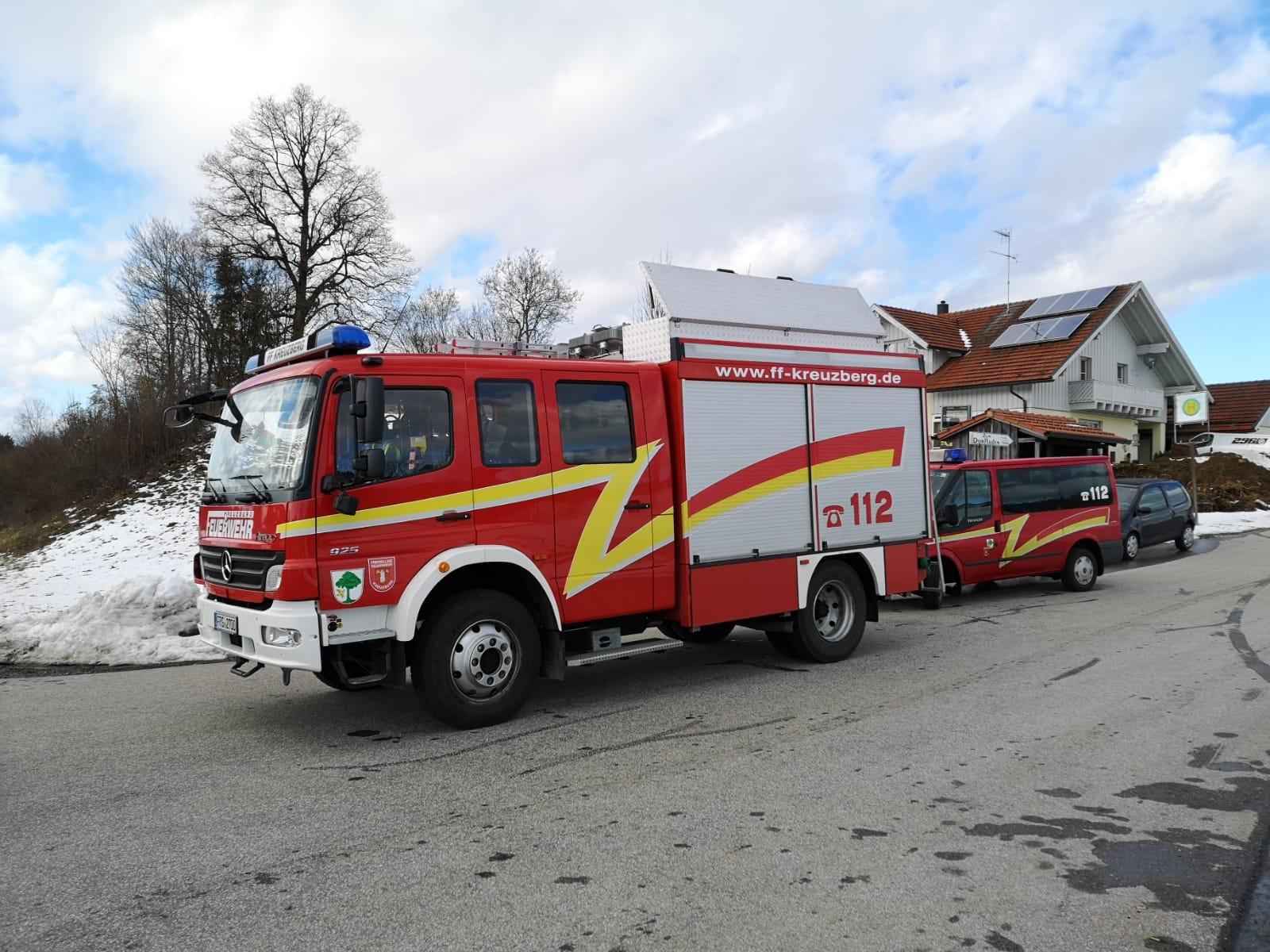 Verkehrsunfall Rotbach
