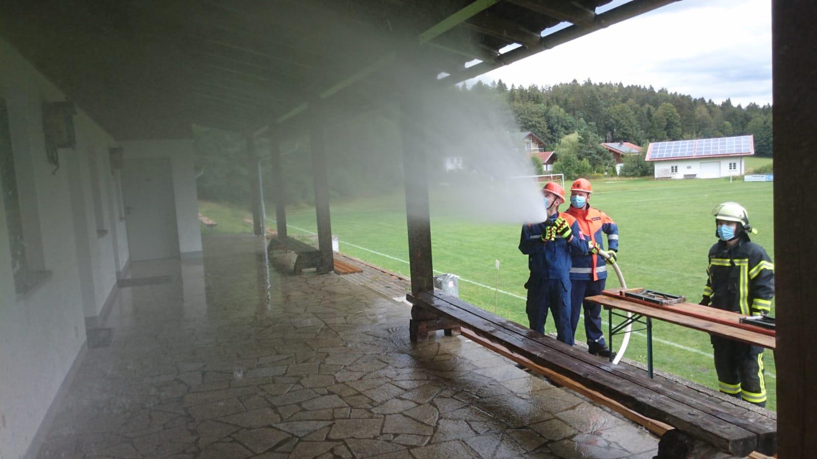 Vereinsheim – TSV Kreuzberg