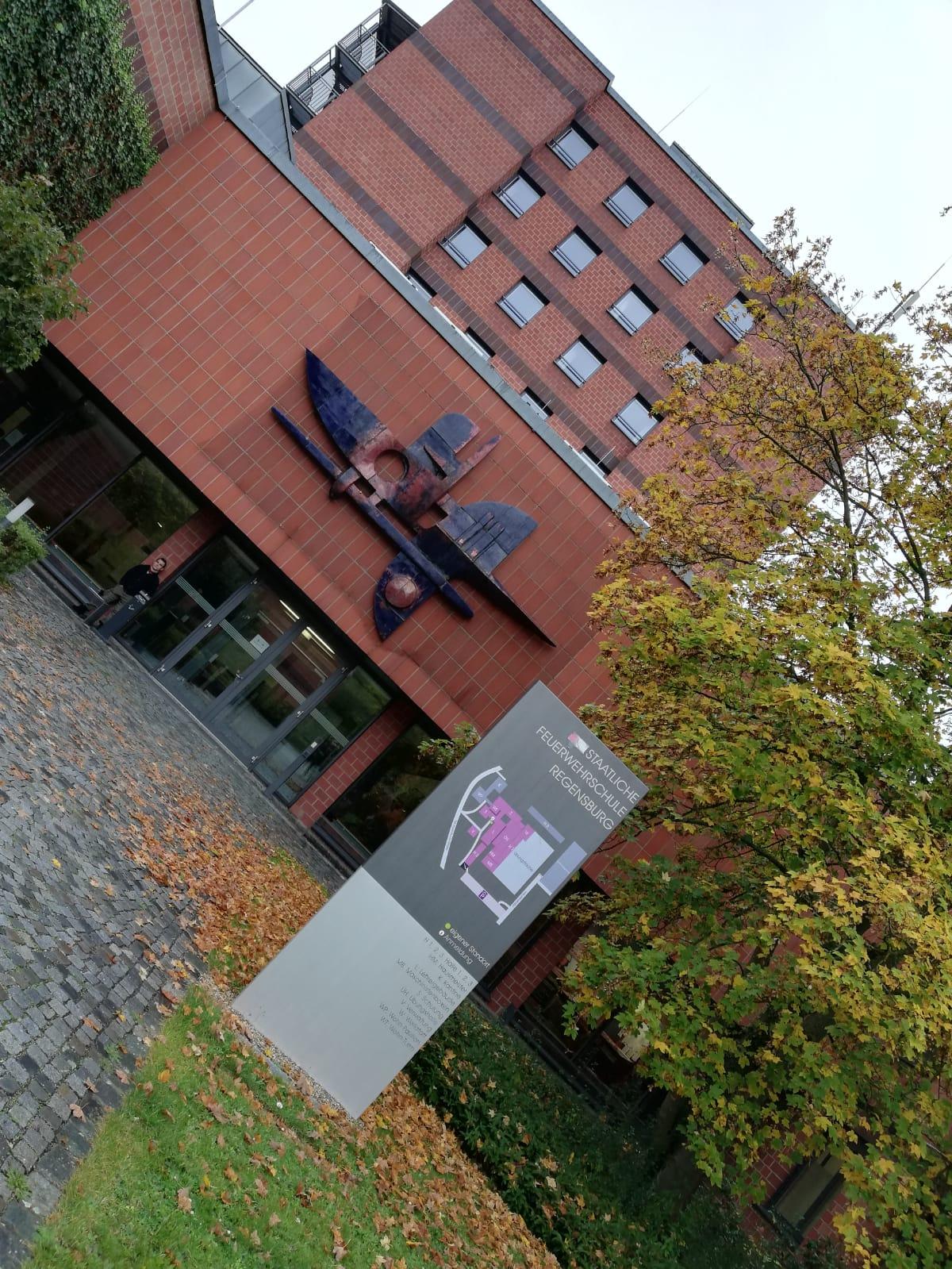 Neuer Gruppenführer – Feuerwehrhschule Regensburg