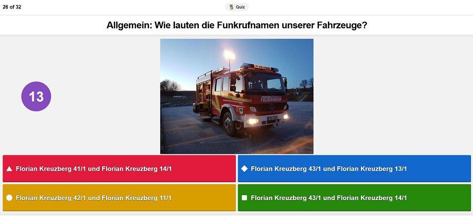 FF Kreuzberg - Kahoot - LF10