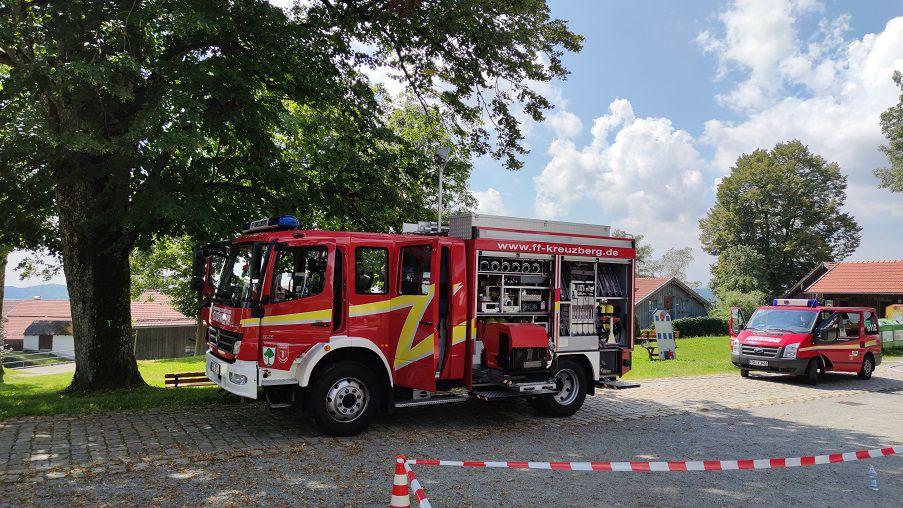 FF Kreuzberg - Aktionstag - Unsere Fahrzeuge
