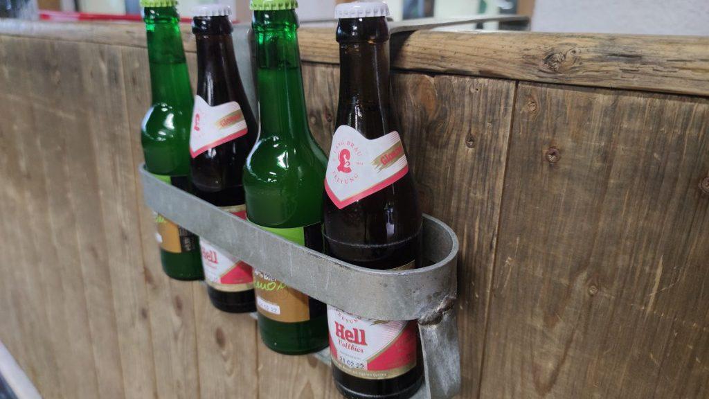FF Kreuzberg - Lang Bier beim Freyklang Konzert in Freyung