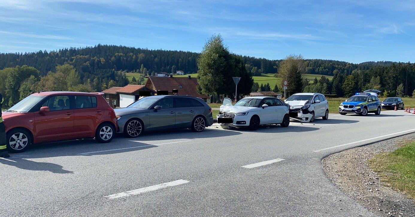 Verkehrsunfall Rotbach – 01.10.2021