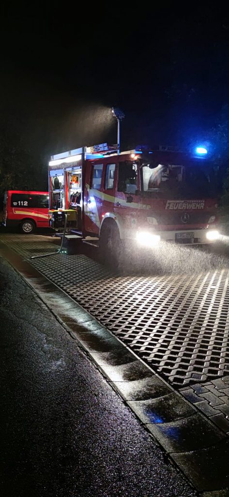 FF Kreuzberg - Gemeinschaftsübung Brandschutzwoche 2021 - Unsere Fahrzeuge