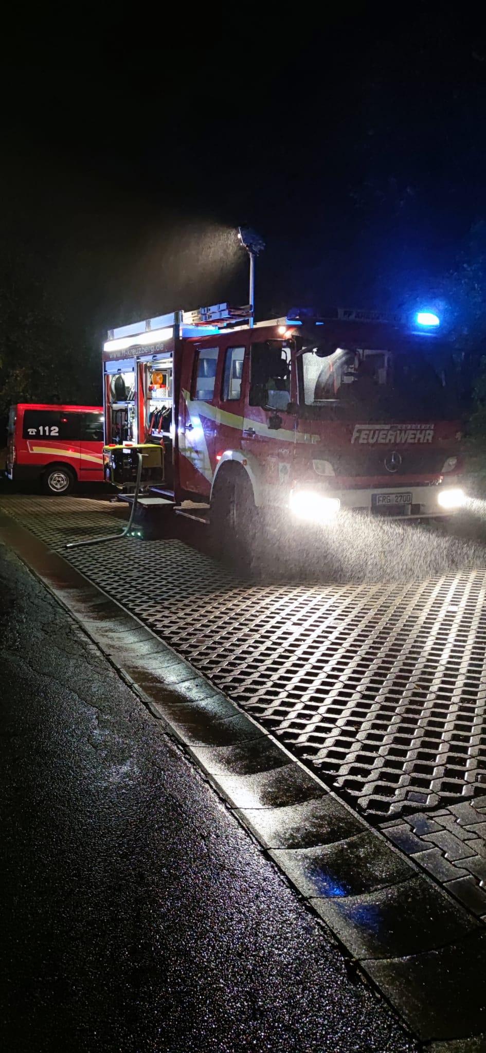 Übung: Brandschutzwoche 2021